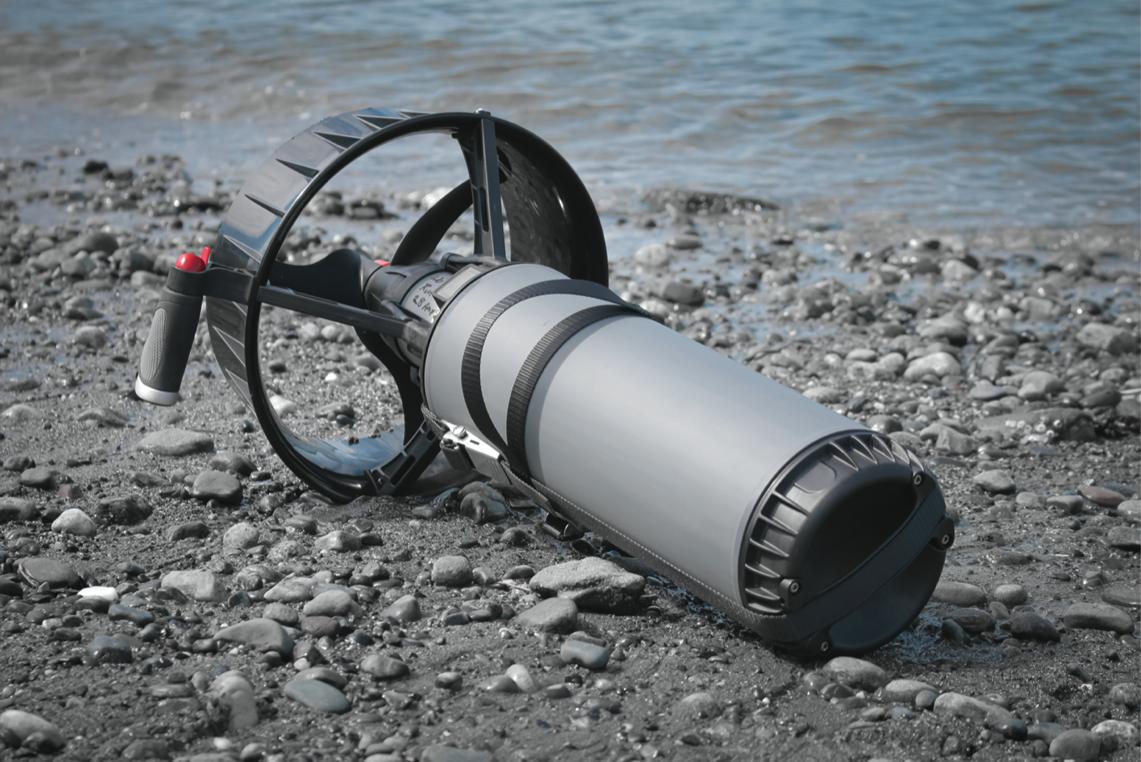 Scooter sous-marin BlackTip Tech