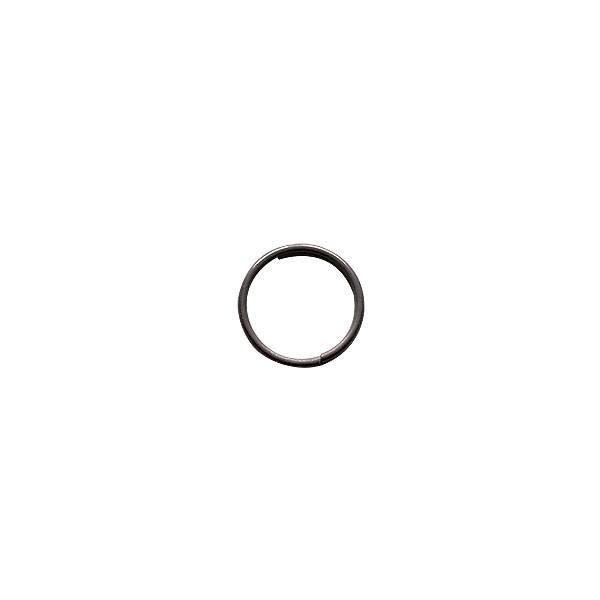 Anneau brisé en Inox, 1,8 cm