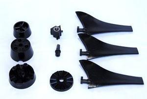 Kit remplacement hélice pour Cuda et Sierra