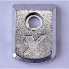 Anode Zinc Support d'anneau D