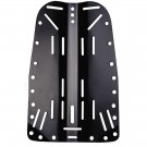 Plaque dorsale Aluminium