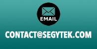 Email contact at segytek.com